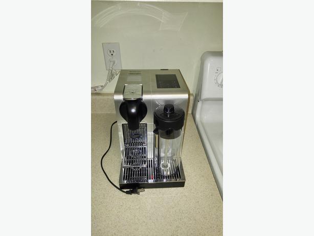 Nespresso® DeLonghi Lattissima® Pro 19Bar Hot Beverage Maker Glouc -> Nespresso Ottawa