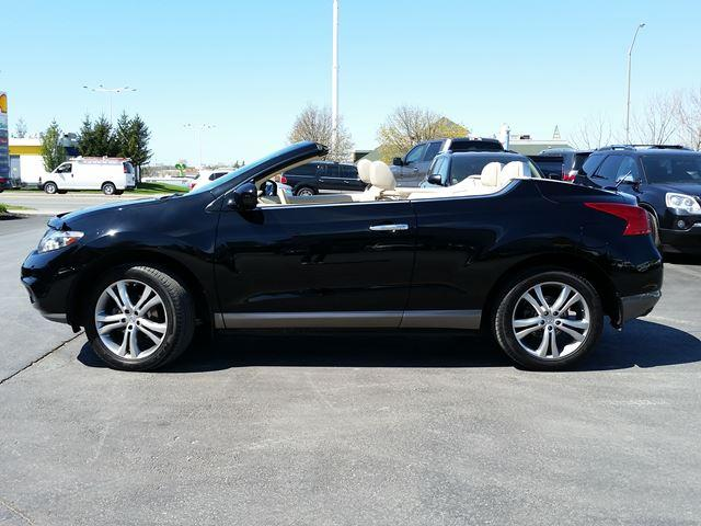 2011 nissan murano convertible crosscabriolet awd outside ottawa gatineau area ottawa. Black Bedroom Furniture Sets. Home Design Ideas