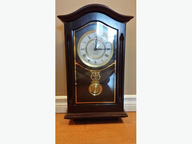 Bulova Westminster Quartz Chiming Wall Clock Kelowna Okanagan