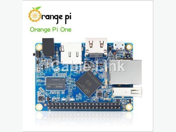 Orange Pi One Mini Computer Board (HDMI, Onboard Storage)