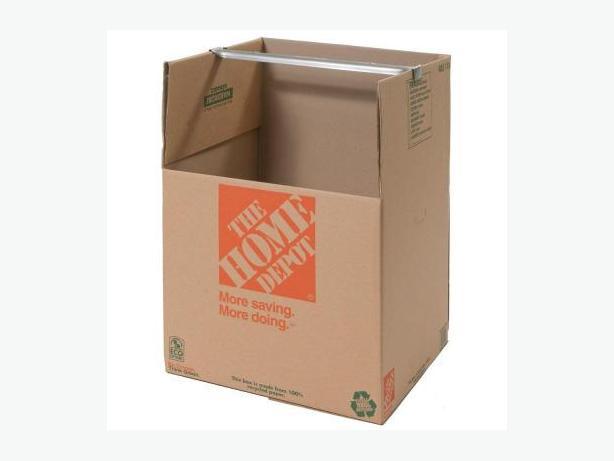 4 x home depot wardrobe boxes south regina regina