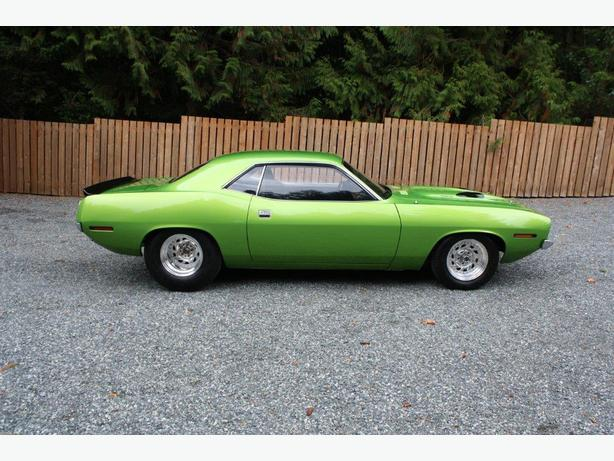 Pro Street Cuda trade for sports car