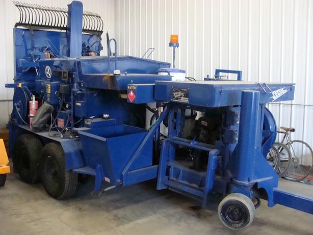 1999 patch master model 200 36 trailer 1999 patch master model 200 36