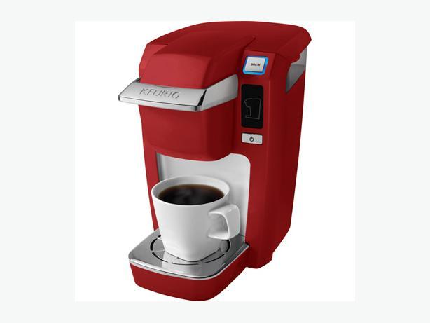 How To Use Red Keurig Coffee Maker : Keurig coffee maker Red single cup North Regina, Regina