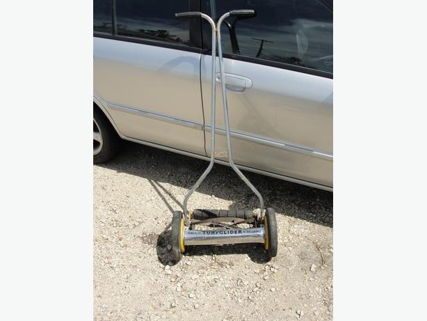 Push Grassmower