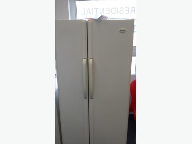 Frigidaire Double Door Fridge Friggo Au Style Francais
