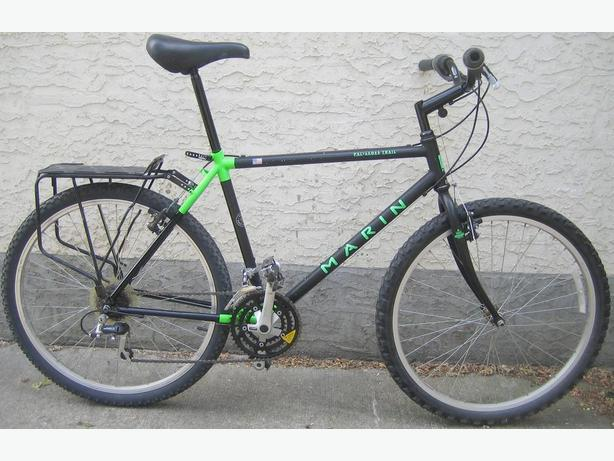 Marin - Palisades - light weight with 26 inch tires