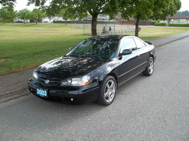 2003 ACURA 3.2 CL TYPE S COUPE