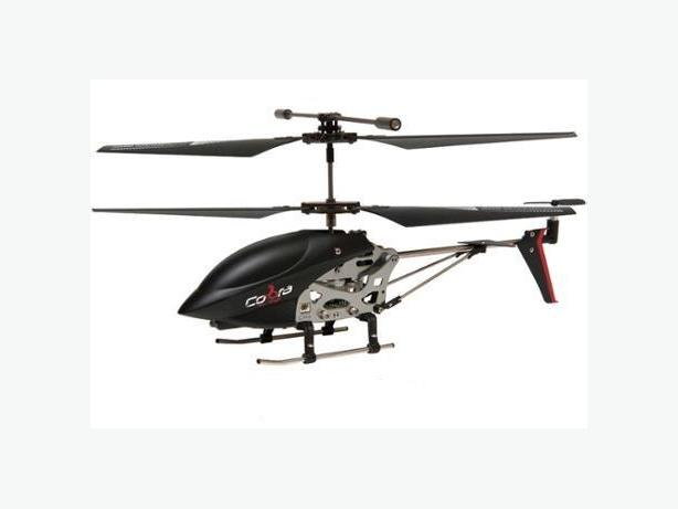 Cobra 3.5 CH Mini Gyro Special Edition RC Helicopter