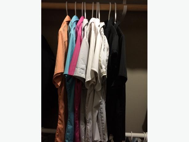 S/S dress shirts