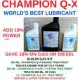 SAVE 18% ON GAS, DIESEL OR HEATING OIL.