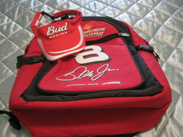 Dale Ernhardt Cooler Bag and Hat