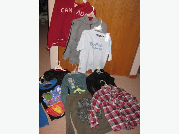 9 boys clothing pieces for one price