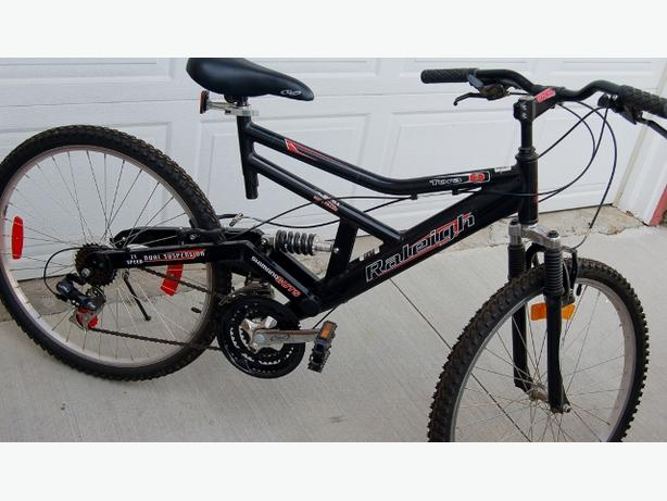 Men 39 S Raleigh Tora 21 Speed Mountain Bike East Regina Regina