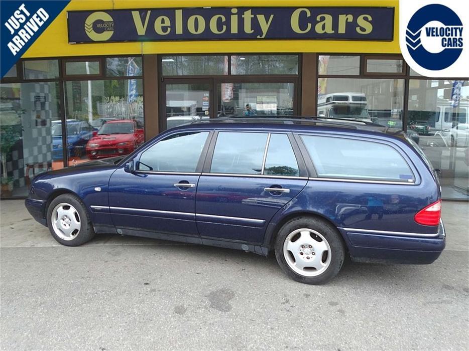 1998 Mercedes Benz E320 E Class Wagon 7 Seat Awd Sunroof