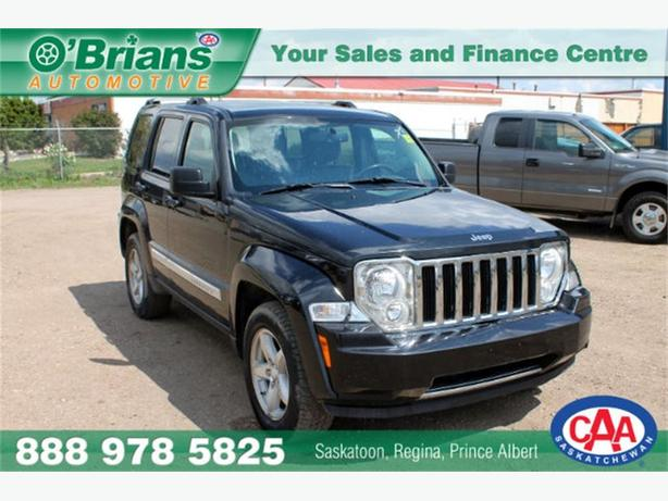 2009 Jeep Liberty Limited Edition 4x4 LEATHER