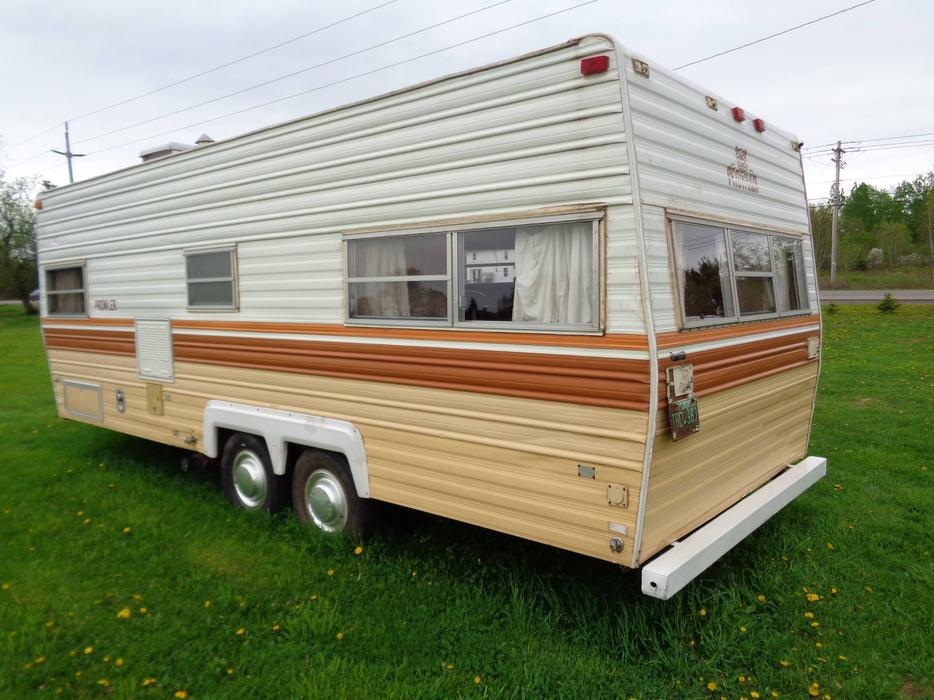 1987 24 foot Prowler Travel Trailer PRINCE COUNTY, PEI