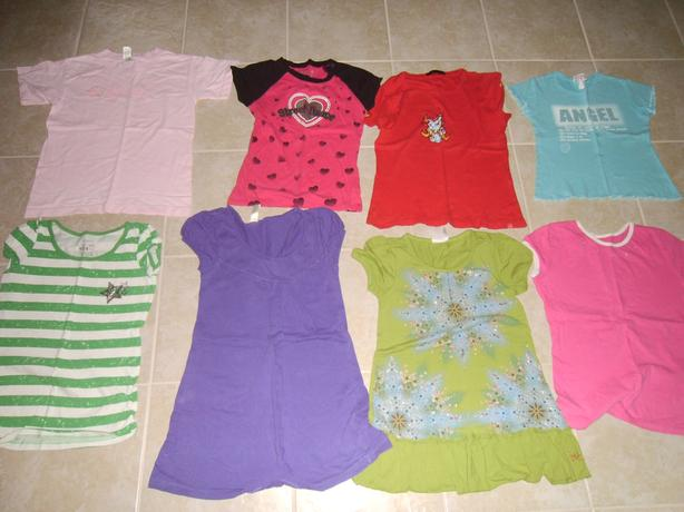 Summer Wardrobe for Girls Clothes Sizes 10/12