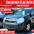 2009 Chevrolet Equinox W/ All Wheel Drive-Only 75,000KM