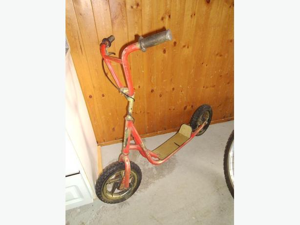 Heavy Duty Scooter with brakes