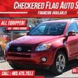 2011 Toyota RAV4 Sport V6 4X4-Sunroof-Remote Start-only 50000km