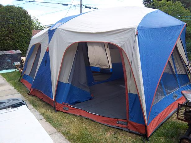 34 quest 34 4 room cabin dome tent orleans ottawa