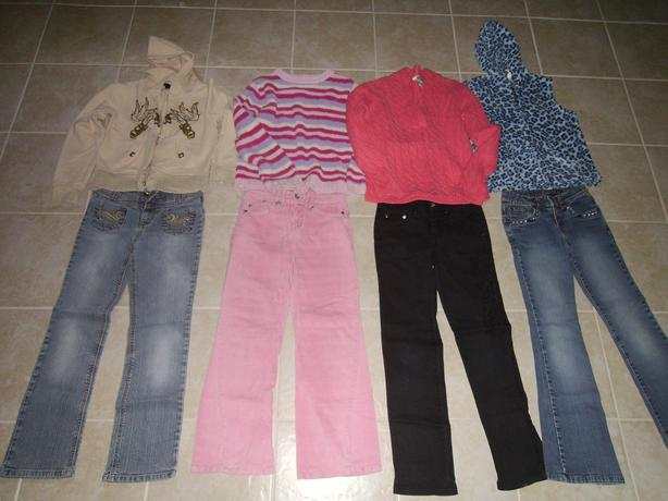 Girls Wardrobe Size 10-12