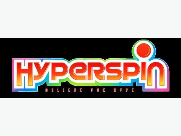 HyperSpin Arcade Emulation Software on 5TB External Drive