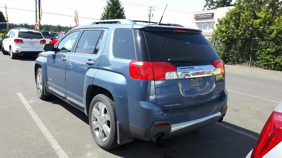 used 2011 gmc terrain slt 2 awd for sale in parksville outside comox valley courtenay comox. Black Bedroom Furniture Sets. Home Design Ideas