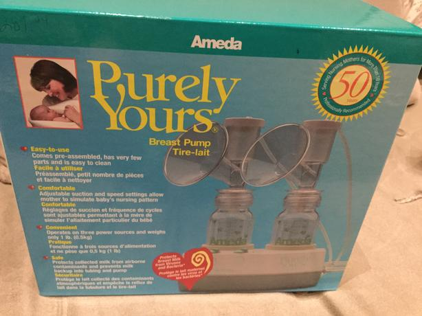 Ameda Electric Breast Pump