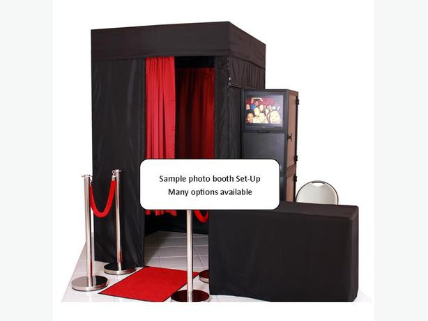 how to make your own photo booth business