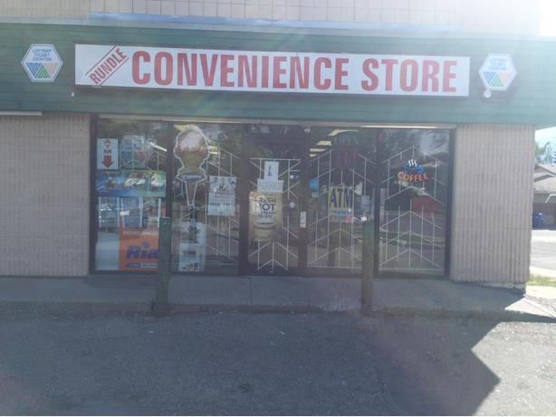 JUST SOLD! Great Opportunity! Good size Convenience Store in Rundle Area