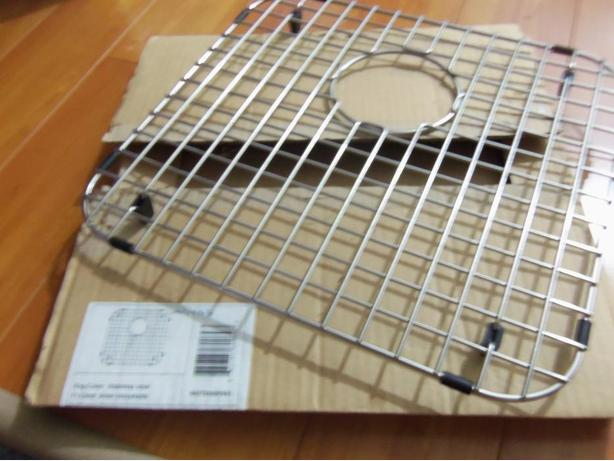 SINK-WIRE BOTTOM GRID-Brand New