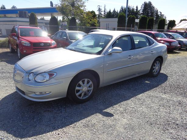 2008 buick allure cxl - 108 kms