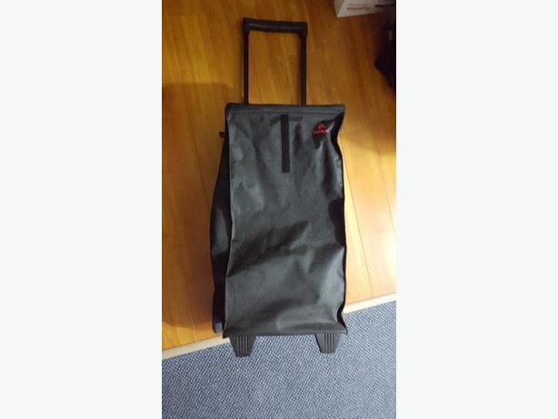 MCBRINE SHOPPING BAG ON WHEELS