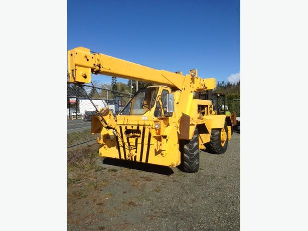 Galion 80 Rough Terrain Crane