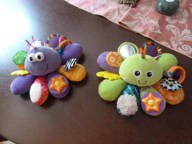 Lamaze Octivity Time Octopus