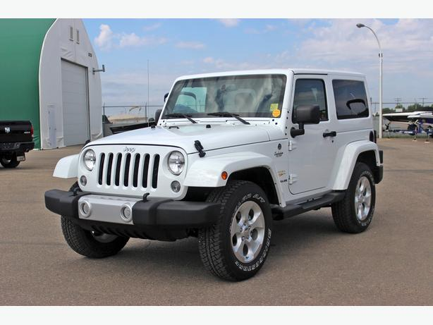 2015 Jeep Wrangler Sahara 4x4*Navigation-Heated Front Seats*