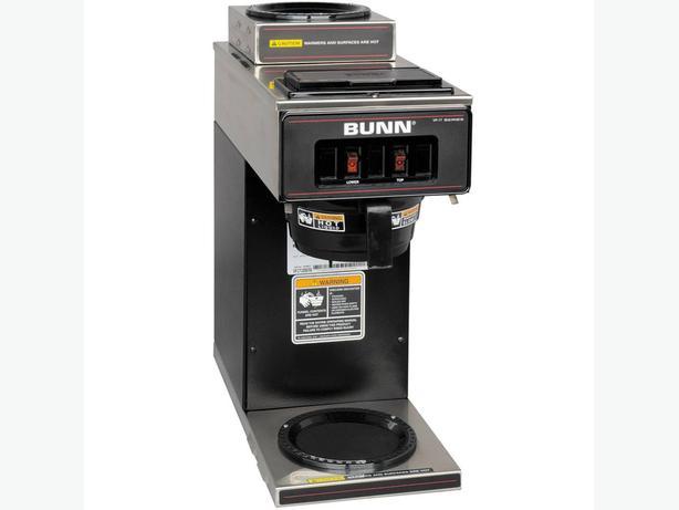 53262196 614 Red Bunn Coffee Maker