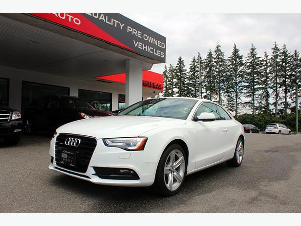 2013 Audi A5 - Reduced $2000