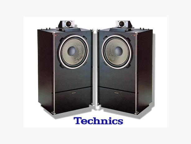 Technics SB-6000 Linear Phase Speaker System