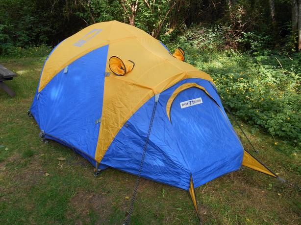 SIERRA DESIGNS 4 SEASON STRETCH DOME EXPEDITION & SIERRA DESIGNS 4 SEASON STRETCH DOME EXPEDITION Esquimalt u0026 View ...