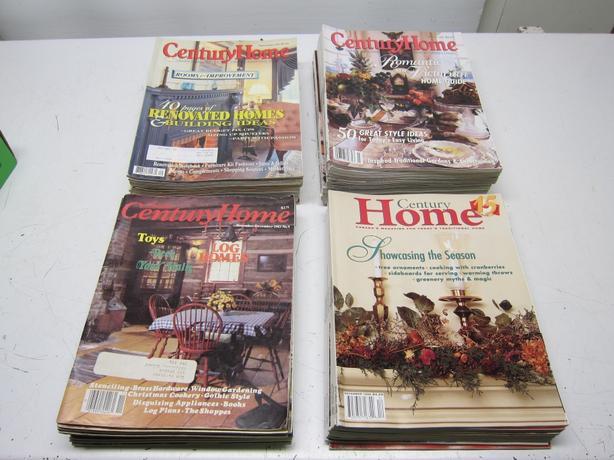 Century Home Magazines