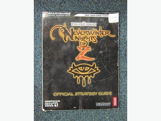 Neverwinter Nights 2 - Official Strategy Guide