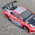 NEW 1/10 SCALE NITRO 4WD RC RACING CAR 94102