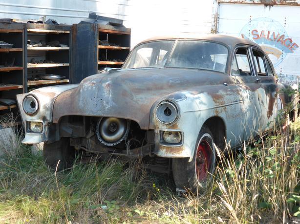 1948 Cadillac 60S Sedan