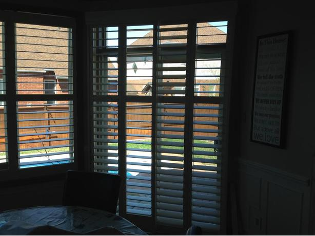 California Shutters for Minto Naismith Model