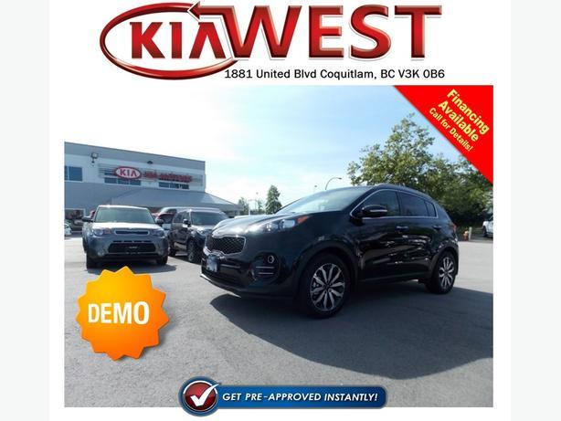 DEMO 2017 Kia Sportage EX