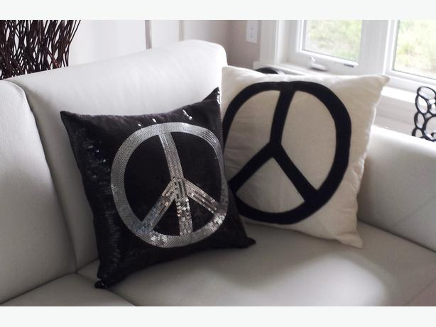 Peace Pillows