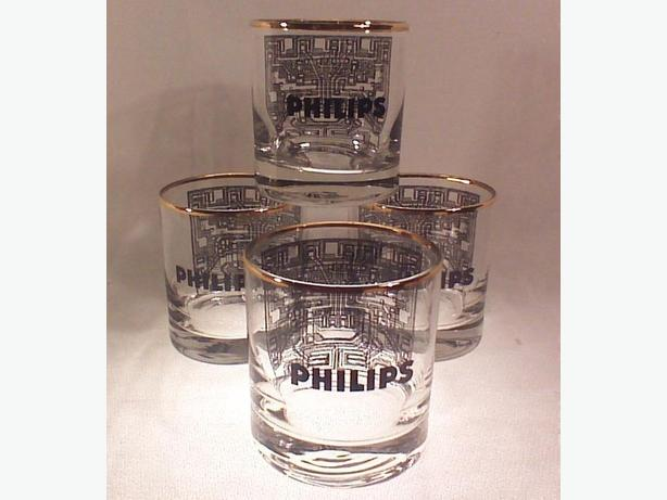 Philips glassware set